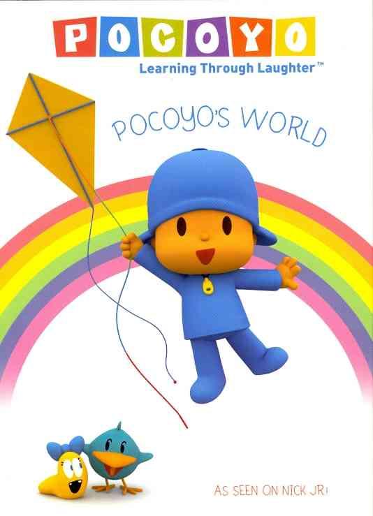 POCOYO:POCOYO'S WORLD BY POCOYO (DVD)